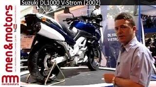 10. Suzuki DL1000 V-Strom (2002)