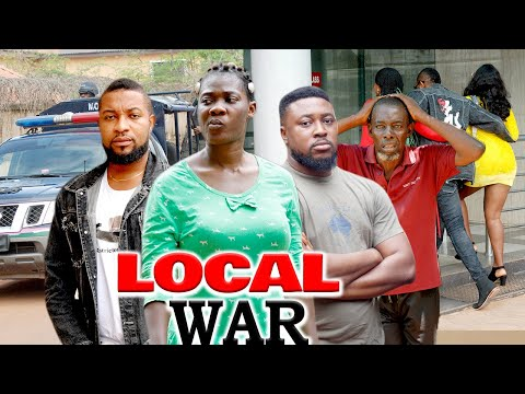 LOCAL WAR (MERCY JOHNSON) - LATEST NIGERIAN NOLLYWOOD MOVIES