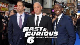 Nonton Fast   Furious 6   World Premiere In London Film Subtitle Indonesia Streaming Movie Download