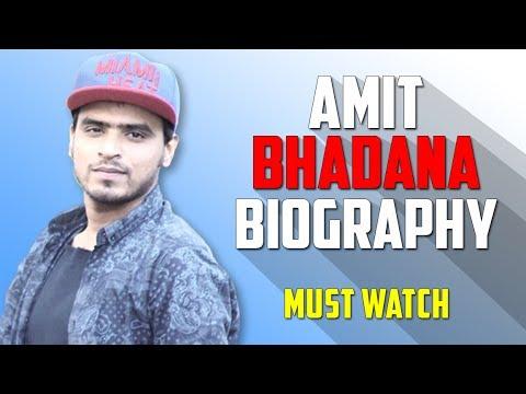 , title : 'Amit Bhadana Biography | Success Story'