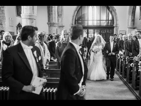 Yorkshire wedding videography - Polly and Richard