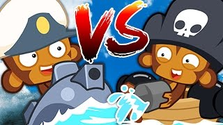 Video Bloons TD Battle | WHICH IS BETTER!? BLOONS SUB VS BLOON BUCCANEER! MP3, 3GP, MP4, WEBM, AVI, FLV Juli 2018
