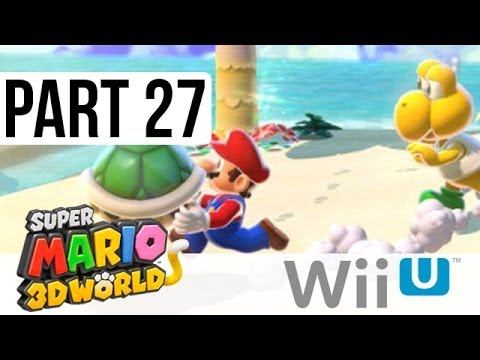 3d - Super Mario 3D World Walkthrough Part 1 - Super Mario 3D World Gameplay NEW Wii U Gameplay!! Let's Play Playthrough includes the Intro, Ending, World 1, Worl...