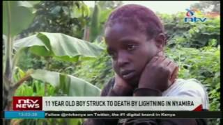 Nonton 11 year old boy struck to death by lightning in Nyamira Film Subtitle Indonesia Streaming Movie Download