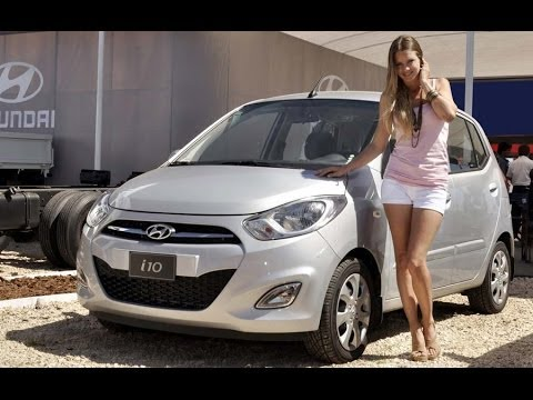 New 2014 Hyundai i10 – The Perfect City Car