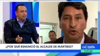 29 Mar 2017 ... Hablamos con wilson Díaz, exalcalde de la localidad de los Mártires, sobre su ... nEdil acusado por maltratar a sus padres dice que todo es un...