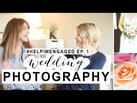 Tips to Choosing the RIGHT Wedding Photographer | HELP! I'M ENGAGED!