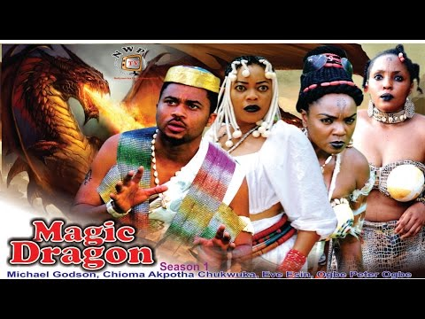 Magic Dragon Season 5  -   2016 Latest Nigerian Nollywood Movie