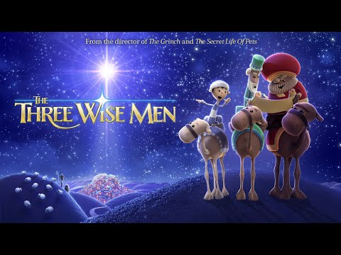 THE THREE WISE MEN: OFFICIAL TRAILER
