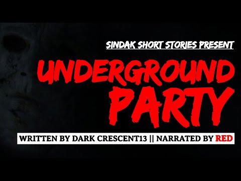 Tagalog Horror Story - UNDERGROUND PARTY: HYSTERIA (Mga Kwentong Katatakutan-Kababalaghan) | SINDAK