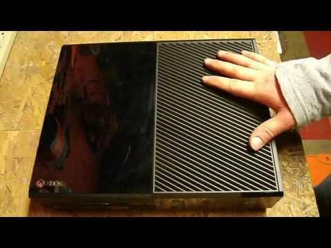 How to open your Xbox One console. Xbox One disassembly tutorial