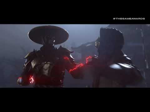 Mortal Kombat 11 World Premiere Trailer | The Game Awards 2018
