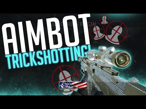AMAZING AIMBOT TRICKSHOTS!