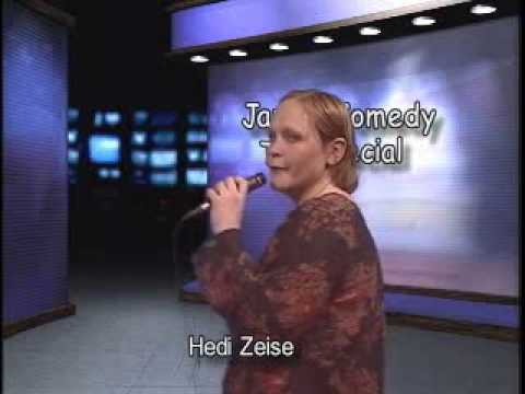 Comedy Special - Heidi Zeise