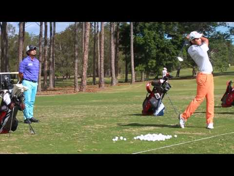 [ANK GOLF] Junior Practice Range