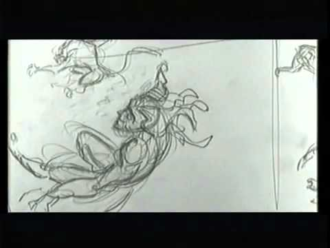 THE ART OF GLEN KEANE (видео)