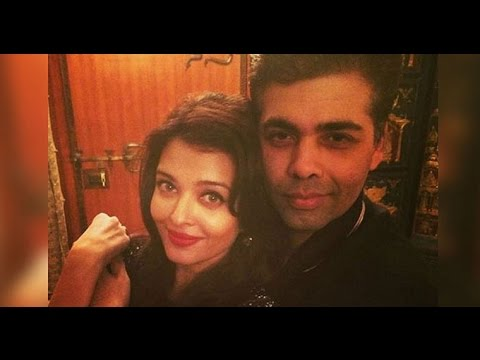 Aishwarya Refuses To Do Karan Johar's Next? |