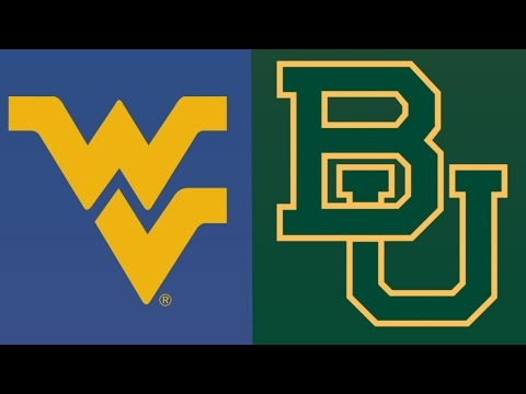 West Virginia vs. Baylor Preview And Prediction   CampusInsiders