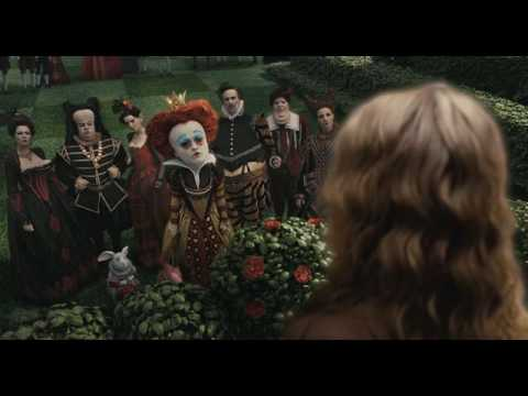 Alice in Wonderland (Clip 'Clothe This Girl')