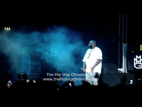 Rick Ross performs B.M.F. [Live In London]