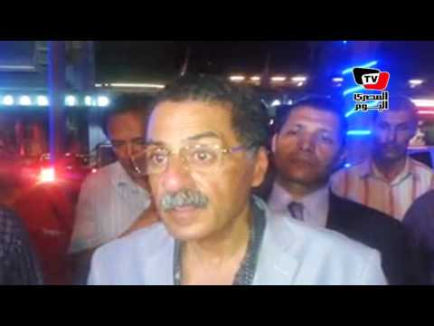 مدير أمن الإسماعيلية خلال جولة مفاجئة بطريق «البلاجات»