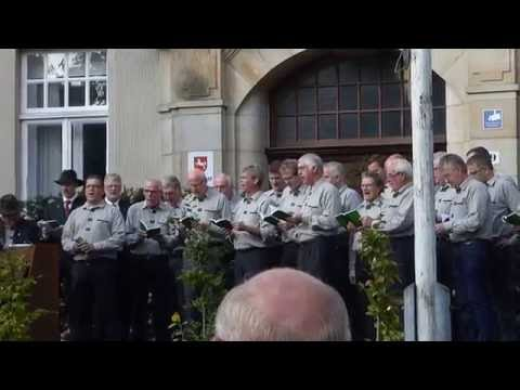 Kreisbläsertreffen Cloppenburg - 21.08.2016 - Gesangseinlage