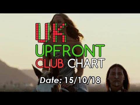 UK UPFRONT CLUB CHART TOP 50 (15/10/2018)