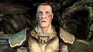 Skyrim, me convierto en hombre lobo(1ª Parte).