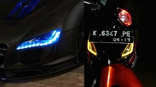 Video Cara Membuat Lampu Sein dari LED Fleksibel.(Flexible LED turn signal) MP3, 3GP, MP4, WEBM, AVI, FLV Juli 2018