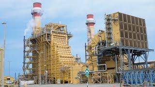 El proceso de generación termoeléctrica de Fenix