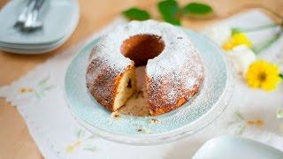 Babka (bolo de fécula de batata)