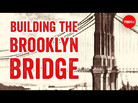 How The Brooklyn Bridge Narrowly Escaped Never Being Built