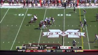Fletcher Cox vs South Carolina 2011
