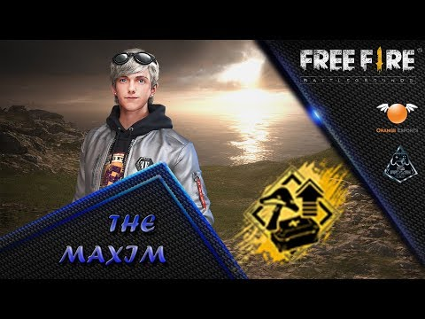 Free Fire Play With New Hero Maxim Live Malaysia 4 18 Mb Wallpaper
