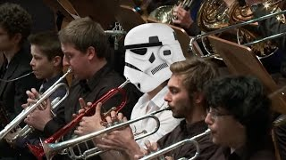 John Williams - Star Wars The Throne Room & Main Theme スター・ウォーズシリーズ Звездные войны