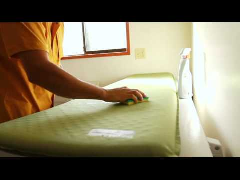 Therm-a-Rest Self Inflating Mattress Care