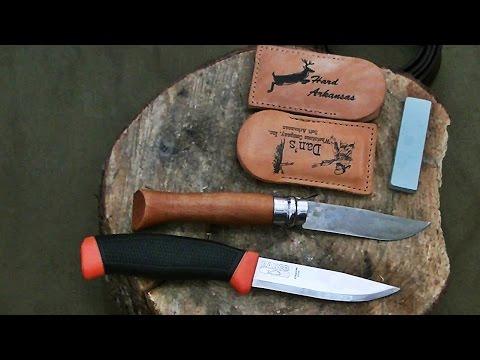 Ножи для леса своими руками