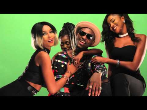 Geniuzz - Underate ft  Yemi Alade (Behind The Scenes Video)