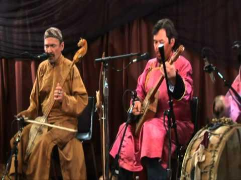 Huun Huur Tu - Ancient Shamanic Rock 1 (видео)