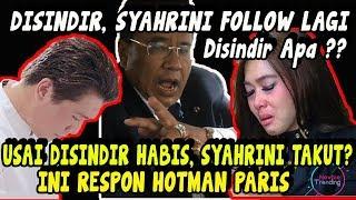 Download Video Akhirnya Syahrini Follow Lagi Hotman Paris usai D1s1nd1r Habis h4b1s4N, Begini Reaksi Hotman MP3 3GP MP4