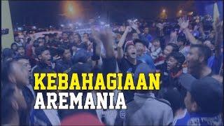MENANG TELAK! AREMANIA BAHAGIA