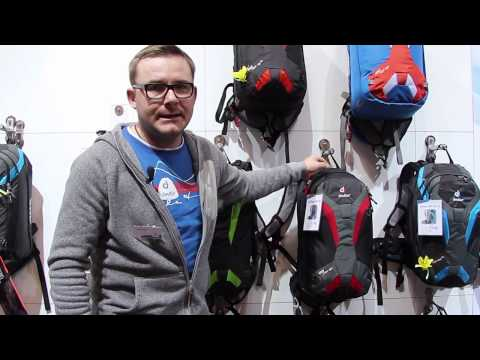 Deuter Pace 36 on Top Abs 20 Pace 36
