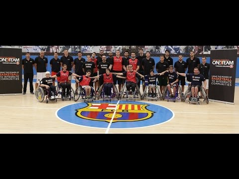 Euroleague stars come together for One Team