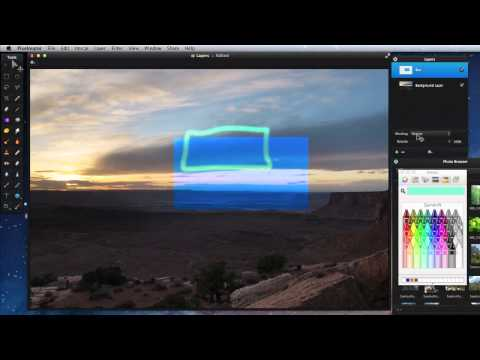 pixelmator 2 tutorial - In this free lesson from our Pixelmator 2 training App learn to utilize layers in Pixelmator 2. Download the entire 2+ hour HD video training course at http:...