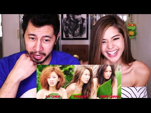 GIRLS VS GANGSTERS | Chinese Comedy | Trailer Reaction!