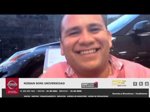 Entrega de Nissan Versa en Nissa Universidad