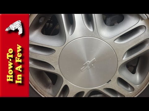 How To: Change A Wheel Bearing Hub on a Chevy Venture