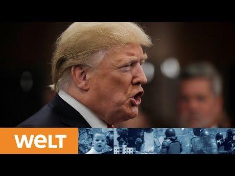 Trump spricht vor der UN-Vollversammlung: