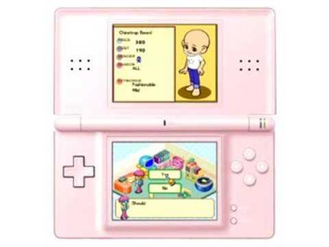 Pop Cutie! Street Fashion Simulation Nintendo DS