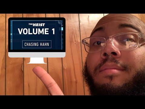 The Heist Vol.1: The Escape Game playthrough A Digital Escape Room!